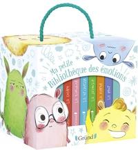 Stéphanie Couturier et Maurèen Poignonec - Ma petite bibliothèque des émotions - Coffret en 6 volumes : La peur ; La fierté ; La jalousie ; La tristesse ; La timidité ; La colère.