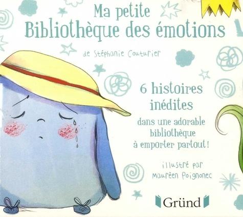 Ma petite bibliothèque des émotions. Coffret en 6 volumes : La peur ; La fierté ; La jalousie ; La tristesse ; La timidité ; La colère