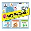 Stéphanie Couturier - Mes émotions - Les identifier, les gérer et les apprivoiser ! Un kit interactif : 7 aimants, 15 cartes, 1 ardoise, 1 stylo, 1 livret.
