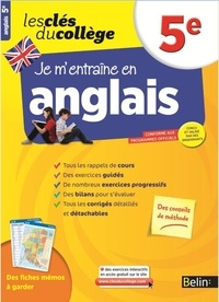 Stéphanie Crescent - Je m'entraine en anglais 5e.