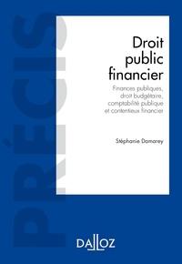 Stéphanie Damarey - Droit public financier - Finances publiques, droit budgétaire, comptabilité publique et contentieux financier.