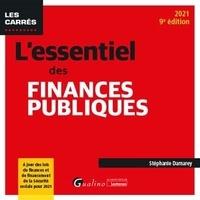 Stéphanie Damarey - L'essentiel des finances publiques.