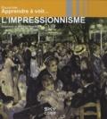Stéphanie de Moulins-Beaufort - L'impressionnisme.