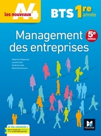 Stéphanie Delpeyroux - Management des entreprises BTS 1re année.