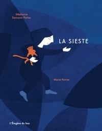 Stéphanie Demasse-Pottier et Marie Poirier - La sieste.