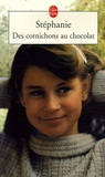 Stéphanie - Des cornichons au chocolat.