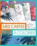 Stéphanie Desbenoît-Charpiot - Mes cartes à colorier.