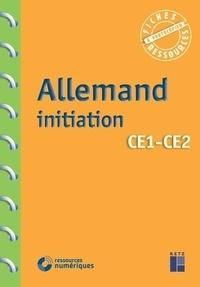 Stéphanie Deschamps - Allemand initiation CE1-CE2.