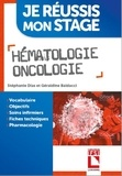 Stéphanie Dias et Géraldine Baldacci - Hématologie Oncologie.