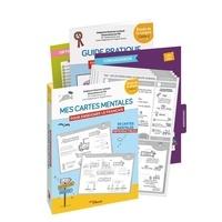 Stéphanie Eleaume Lachaud - Mes cartes mentales pour enseigner le français étude de la langue Cycle 3 : CM1, CM2 - Guide pratique pour enseigner le français avec des cartes mentales, 80 cartes mentales, leçons textes, mémos.