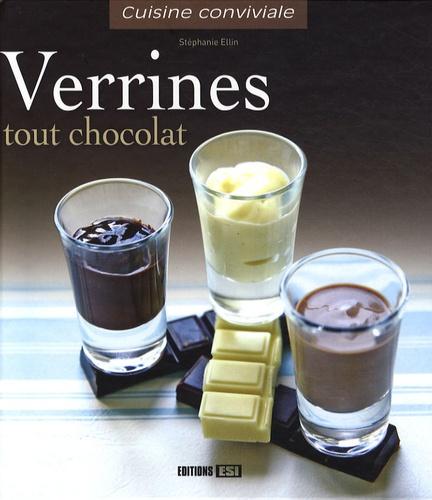 Stéphanie Ellin - Verrines tout chocolat.