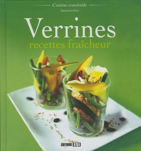 Stéphanie Ellin - Verrines.