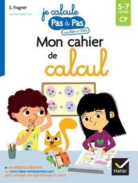 Ebook français téléchargement gratuit Mon cahier de calcul CP