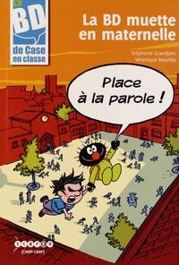 Era-circus.be La BD muette en maternelle - Place à la parole! Image