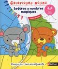 Stéphanie Grison et Catherine Serres - Lettres et nombres magiques - 3-4ans Petite section.