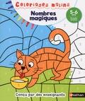 Stéphanie Grison - Nombres magiques Grande section 5-6 ans.