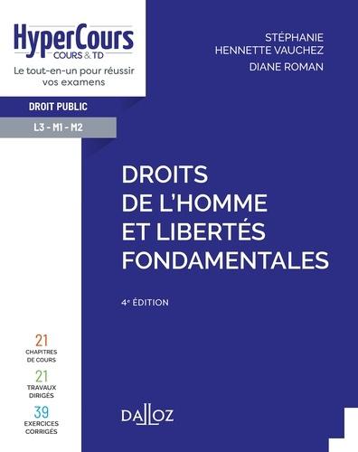 Droits de l'Homme et libertés fondamentales - 4e ed.