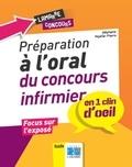 Stéphanie Hoyelle-Pierre - Préparation à l'oral du concours infirmier en 1 clin d'oeil.