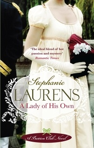 Stephanie Laurens - A Lady Of His Own - Number 3 in series.