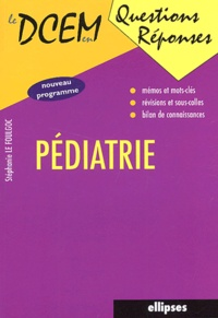 Stéphanie Le Foulgoc - Pédiatrie.