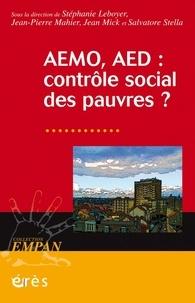 Deedr.fr AEMO, AED : contrôle social des pauvres ? Image