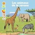 Stéphanie Ledu et Eric Gasté - Animaux de la savane.