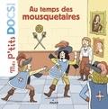 Stéphanie Ledu - Au temps des mousquetaires.