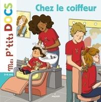 Stéphanie Ledu - Chez le coiffeur.