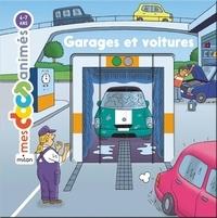 Stéphanie Ledu et Stéphane Frattini - Garages et voitures.