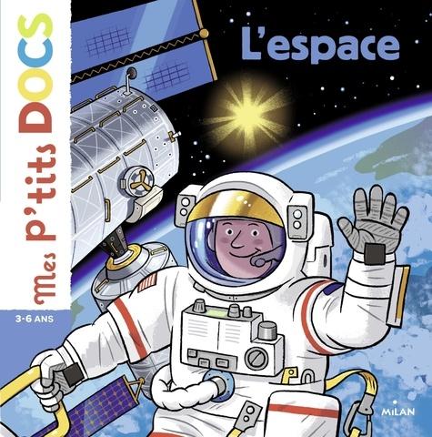 Stéphanie Ledu - L'espace.