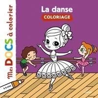 Stéphanie Ledu et Chiaki Miyamoto - La danse.
