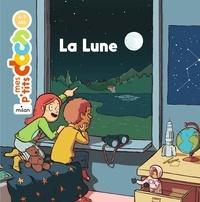 Stéphanie Ledu et  Poulpi - La Lune.