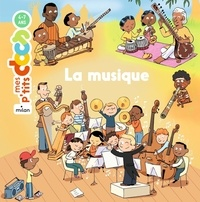 Lire un téléchargement de livre La musique RTF FB2 (French Edition) par Stéphanie Ledu, Didier Balicevic