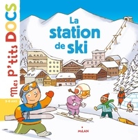 Stéphanie Ledu - La station de ski.