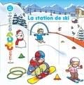 Stéphanie Ledu et Stéphane Frattini - La station de ski.