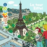 Stéphanie Ledu et Marie Mop - La tour Eiffel.
