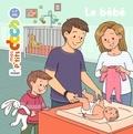 Stéphanie Ledu et Axelle Vanhoof - Le bébé.