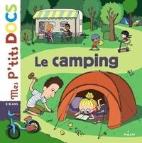 Stéphanie Ledu - Le camping.