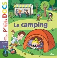 Ninie et Stéphanie Ledu - Le camping.
