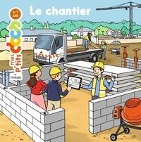 Stéphanie Ledu et Fabien Laurent - Le chantier.