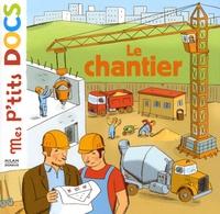 Stéphanie Ledu et Catherine Brus - Le chantier.
