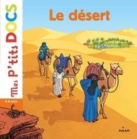 Stéphanie Ledu - Le désert.