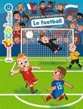 Stéphanie Ledu et Benjamin Bécue - Le football - Autocollants.