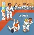 Stéphanie Ledu et Robert Barborini - Le judo.