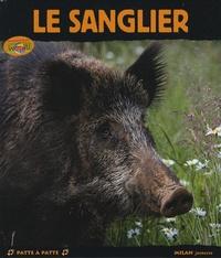 Stéphanie Ledu - Le sanglier.