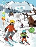 Stéphanie Ledu et Aurélien Cantou - Le ski.