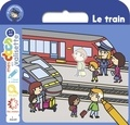 Stéphanie Ledu et Alice Le Hénand - Le train.