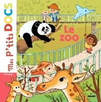 Le zoo - Stéphanie Ledu |
