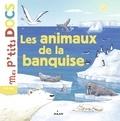 Delphine Vaufrey et Stéphanie Ledu - Les animaux de la banquise.