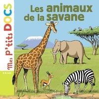 Stéphanie Ledu - Les animaux de la savane.